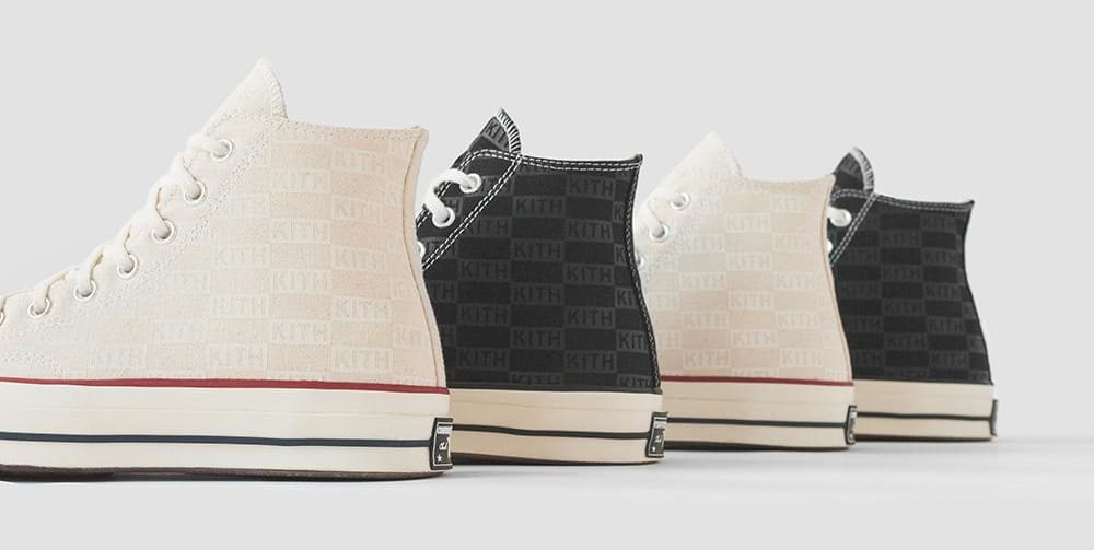 Kith x Converse Chuck Taylor All Star 1970s Collection 2