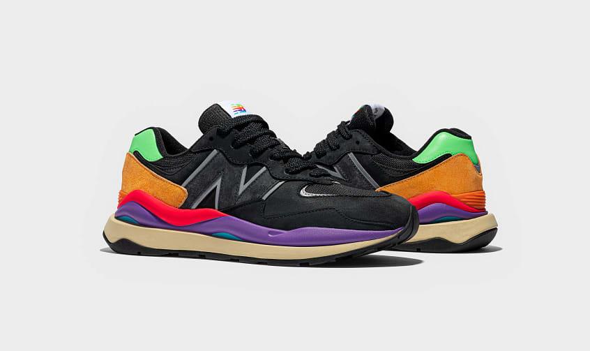 New Balance 57/40 Black