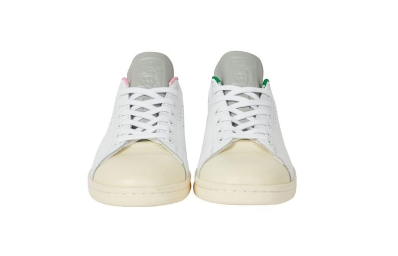 Palace x Adidas Stan Smith White/Cream Front