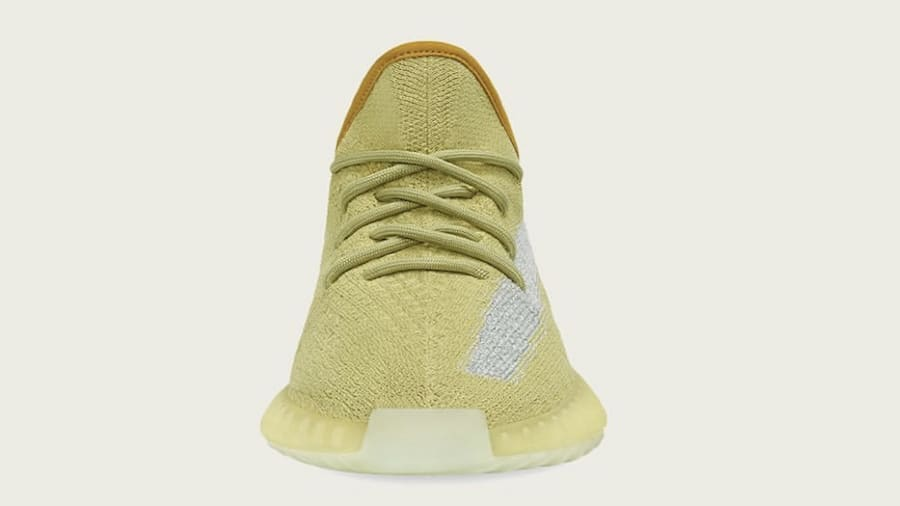 Adidas Yeezy Boost 350 V2 Marsh Release Date FX9034 Front