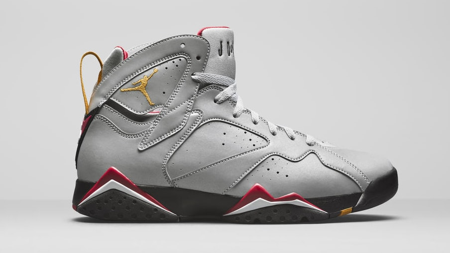 check out 9a77b a3c1b Air Jordan 7 Retro  Reflections of a Champion  BV6281-006 Lateral