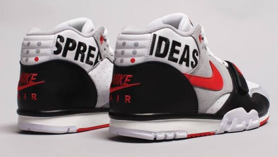 TEDxPortland x Nike Air Trainer 1 (Angle)