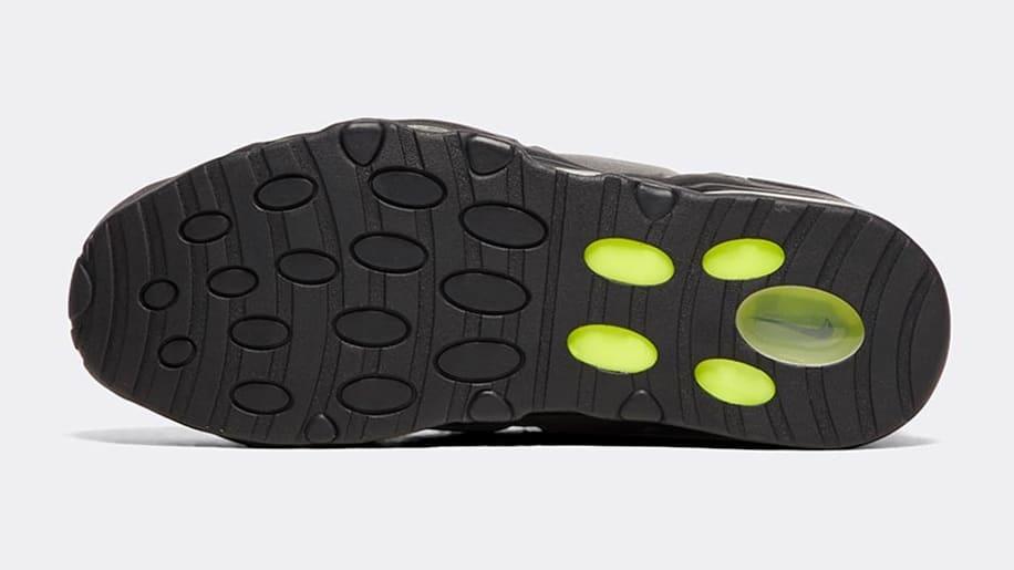Nike Air Max Uptempo 'Neon 95' Sole