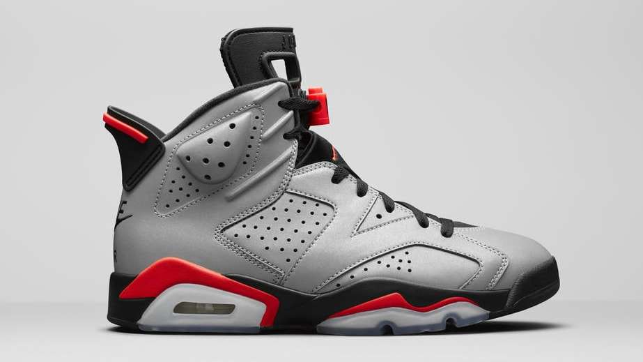 Air Jordan 6 Retro 'Reflections of a Champion' CI4072-001 Lateral