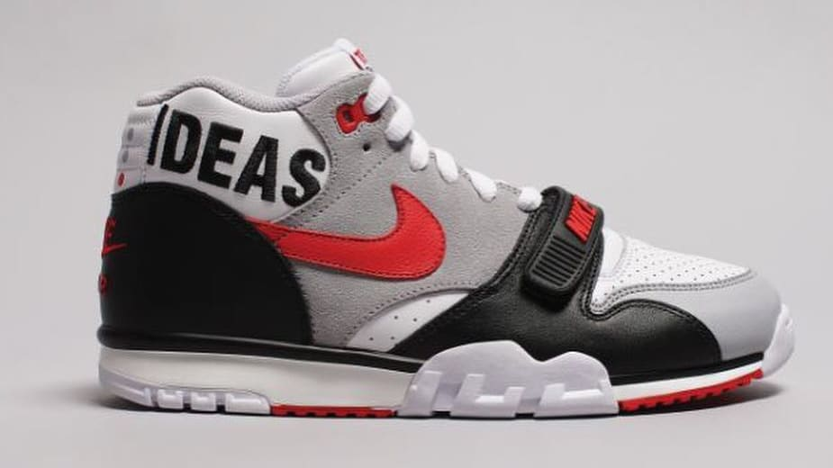 TEDxPortland x Nike Air Trainer 1 (Lateral)