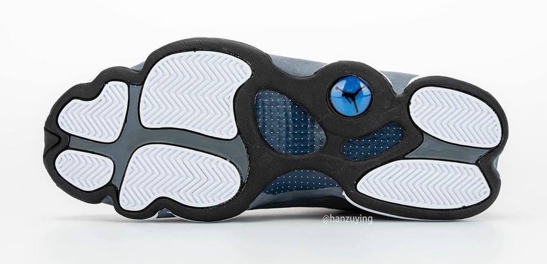 Air Jordan 13 Retro 'Flint' 414571-404 Outsole