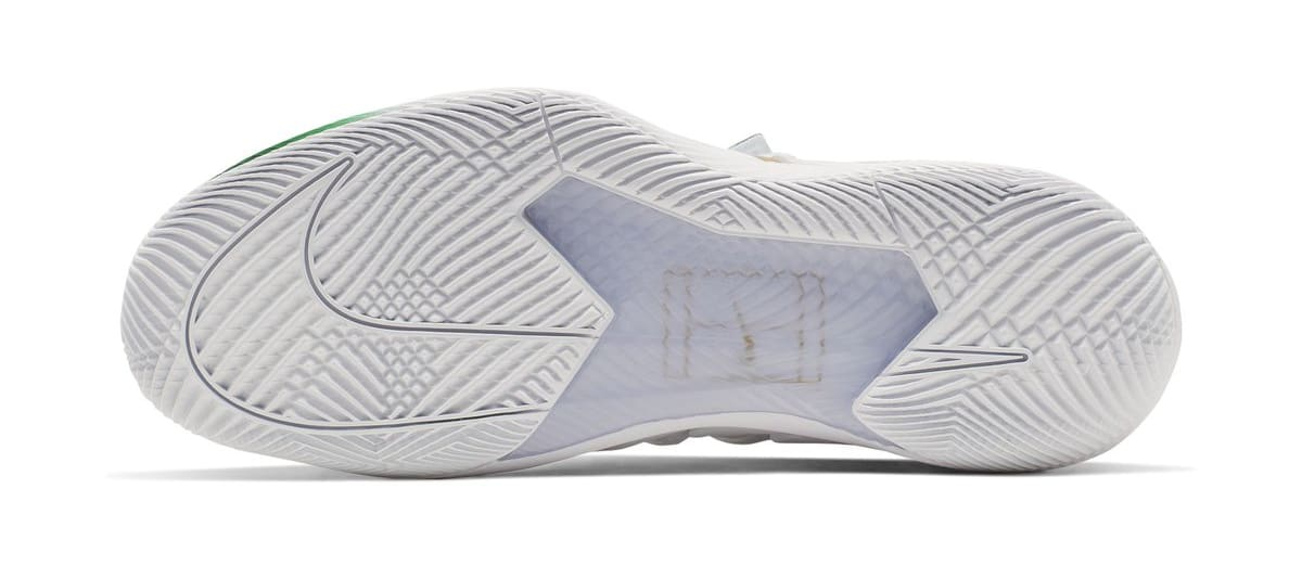 6f91fe6280ef Image via @US_11 · Nike Kyrie 5 x NikeCourt Vapor X 'Wimbledon' (Bottom)