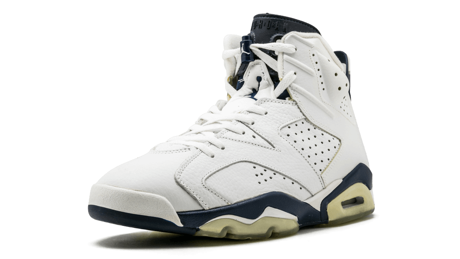Air Jordan 6 VI Midnight Navy 2021 Release Date CT8529-141 Front