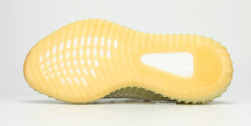 Adidas Yeezy Boost 350 V2 'Light' Outsole