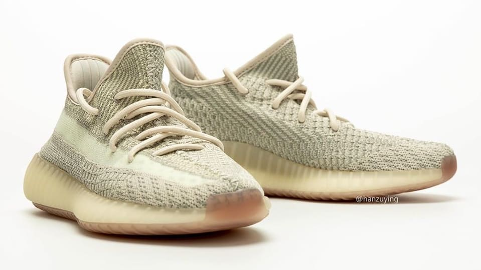 Adidas Yeezy Boost 350 V2 Citrin Release Date FW3043 Front