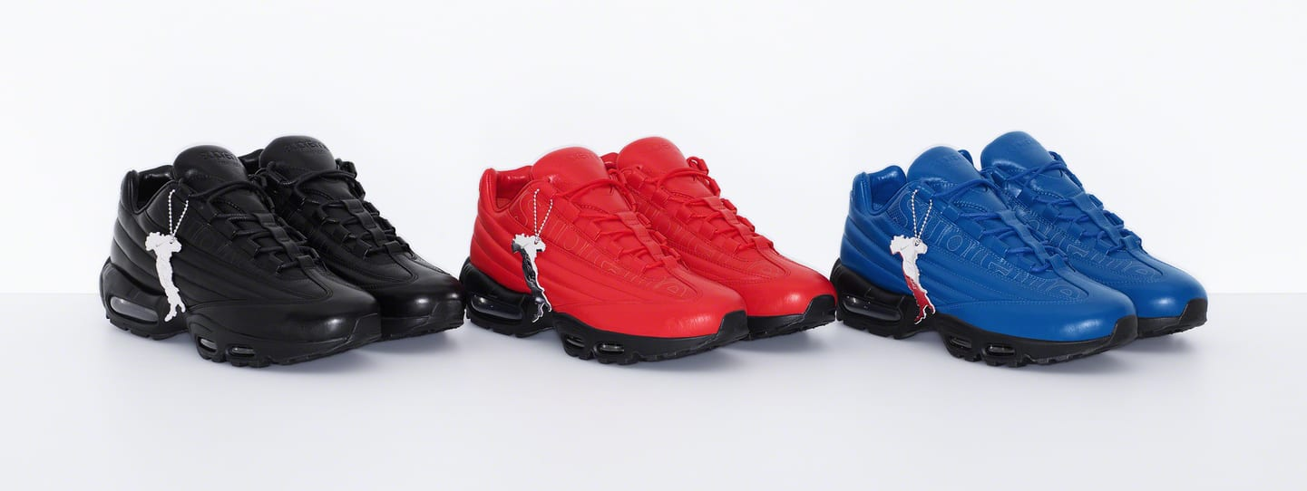 Supreme Nike Air Max 95 Summer 2019 Release Info