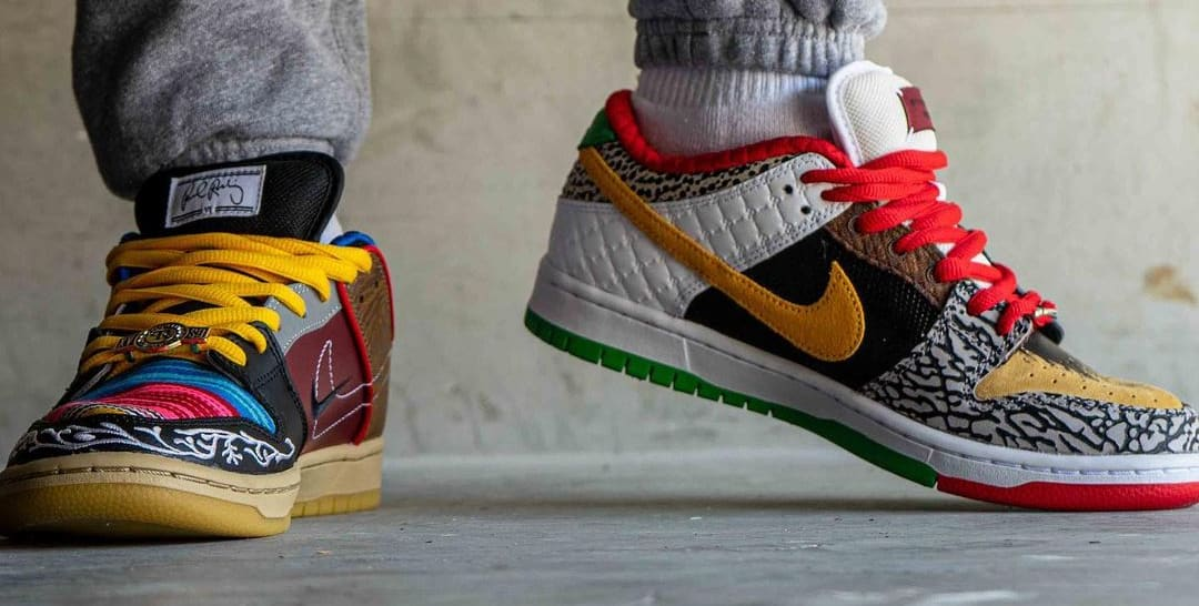 Nike SB Dunk Low 'What The P-Rod' CZ2239-600 Front