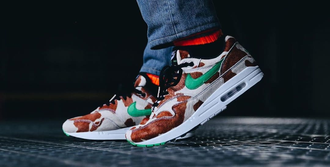 Atmos x Nike Air Max 1 'Animal 3.0/Cow'