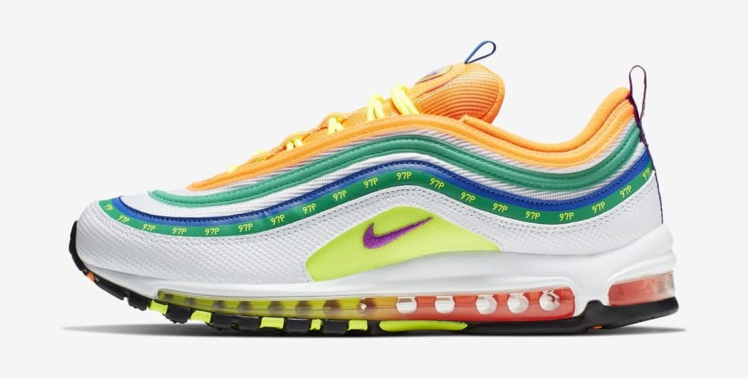 Nike Air Max 97 'London Summer of Love' (Lateral)