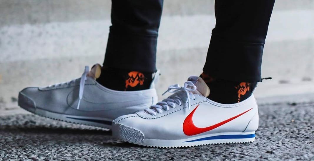 best service 0b6d2 845cb Shoe Dog' x Nike Cortez '72 QS 'White/Varsity Red/Game Royal ...