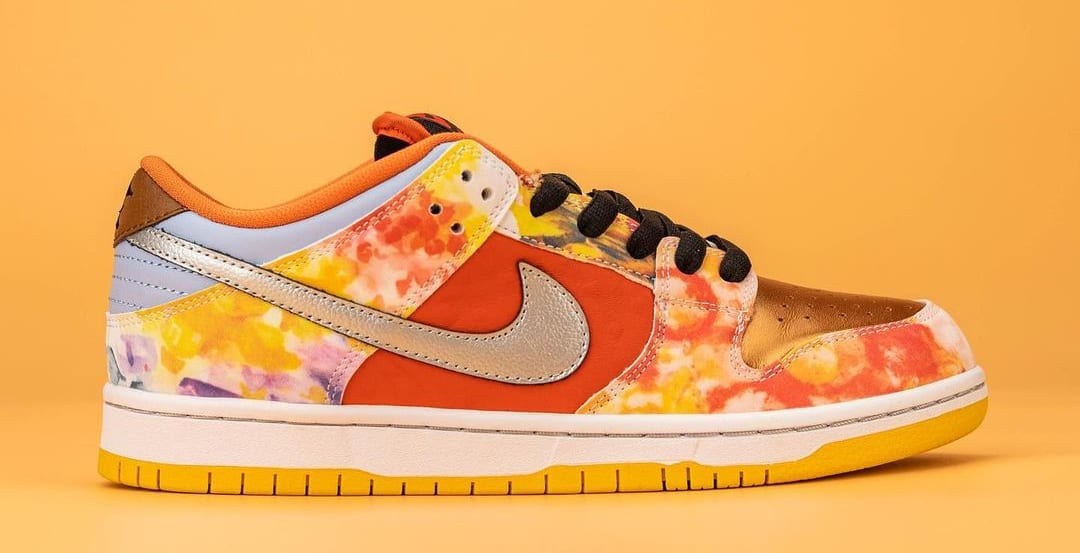 Nike SB Dunk Low 'Chinese New Year' CV1628-800 (Right Shoe)