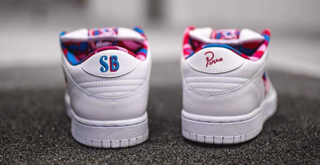 the latest 96410 8dccc Parra x Nike SB Dunk Low Release Date | Sole Collector
