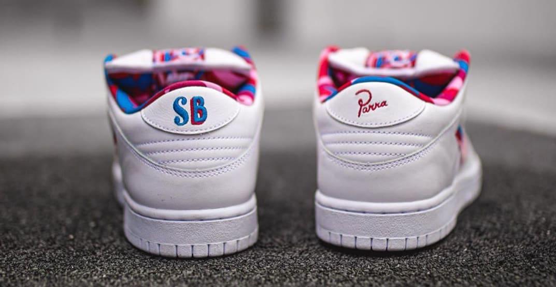 Parra x Nike SB Dunk Low 5