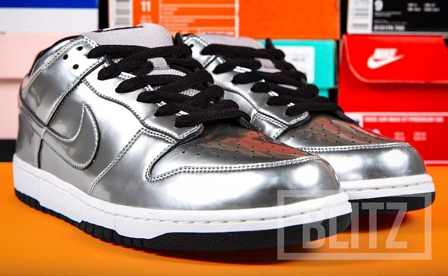 De La Soul x Nike SB Dunk Low 'AOI Bionix' Sample Toe