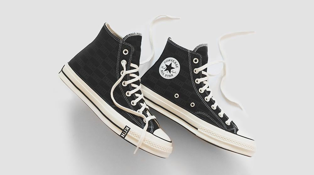 Kith x Converse Chuck Taylor All Star 1970s 'Black'