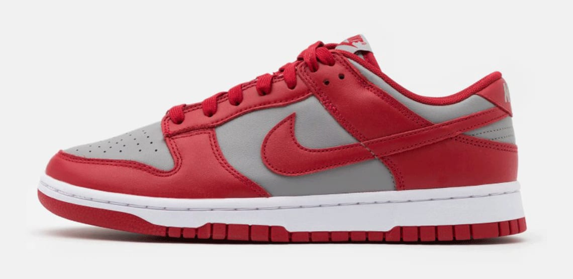 Nike Dunk Low 'UNLV' 2021 DD1391-002 Lateral
