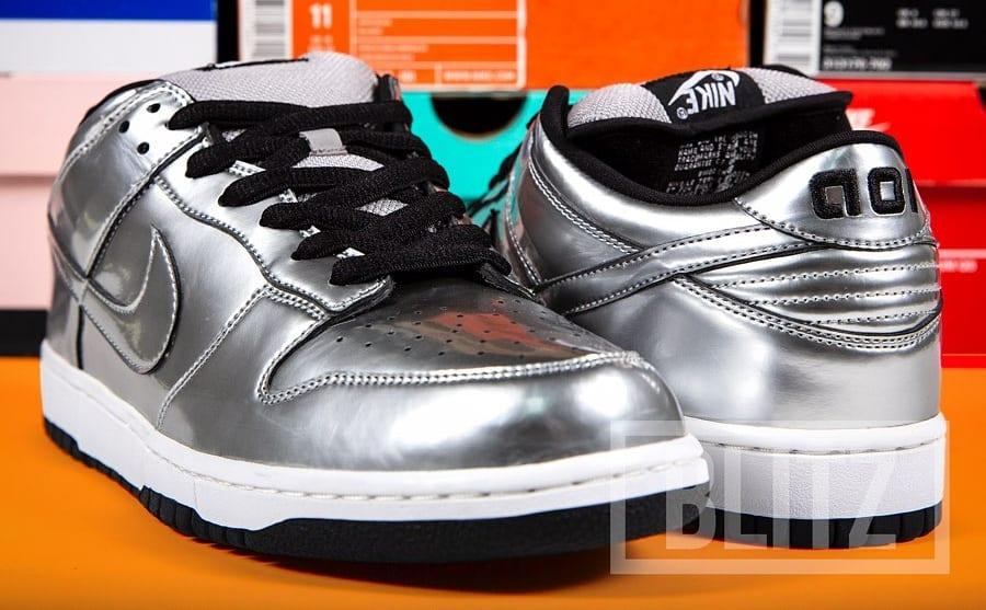 The Unreleased De La Soul x Nike SB Sneaker Has Surfaced