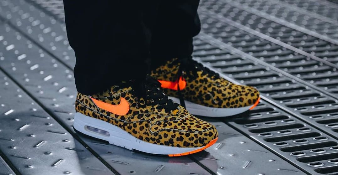 Atmos x Nike Air Max 1 'Animal 3.0/Leopard'