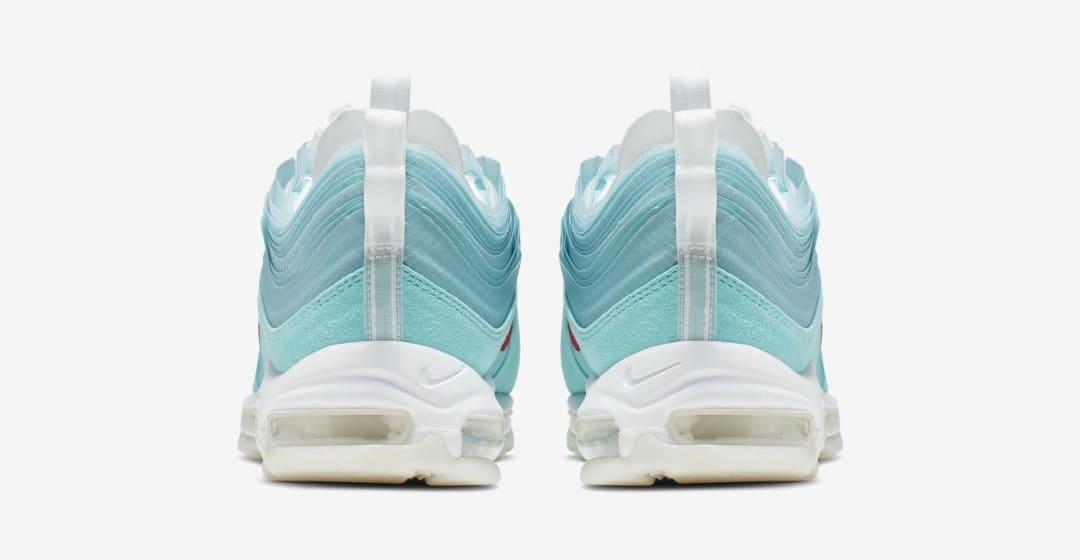 Nike Air Max 97 'Shanghai Kaleidoscope' (Heel)