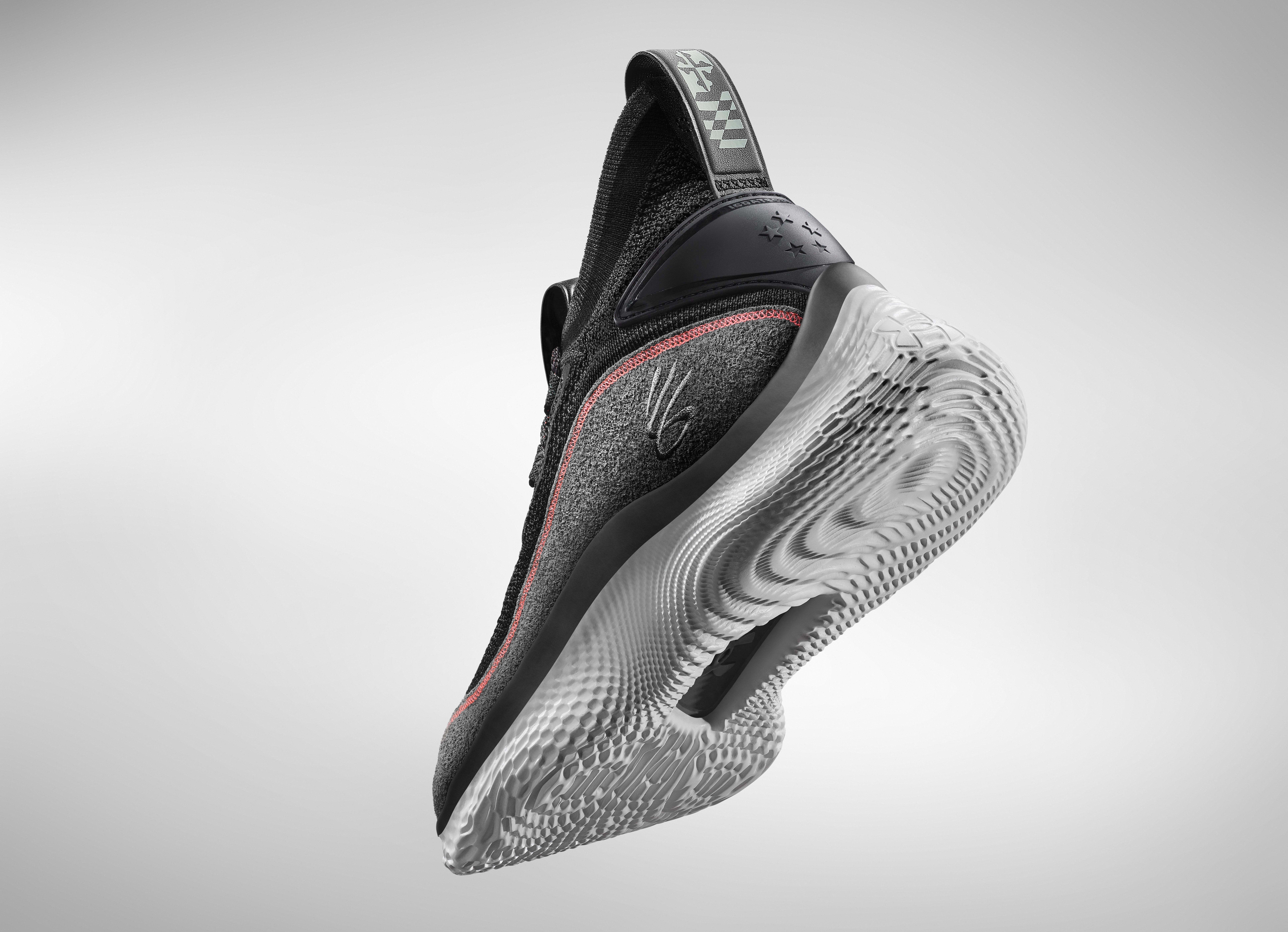 Under Armour Curry Flow 8 'Beautiful Flow' Heel