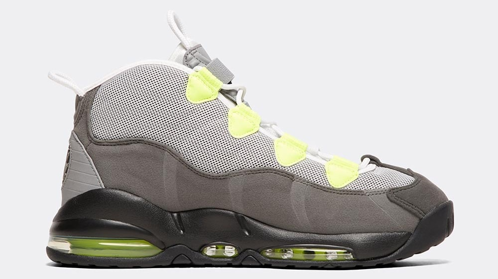 Nike Air Max Uptempo 'Neon 95' Medial