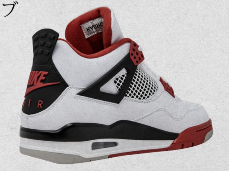 Air Jordan 4 IV Fire Red 2020 Release Date DC7770-160 Profile