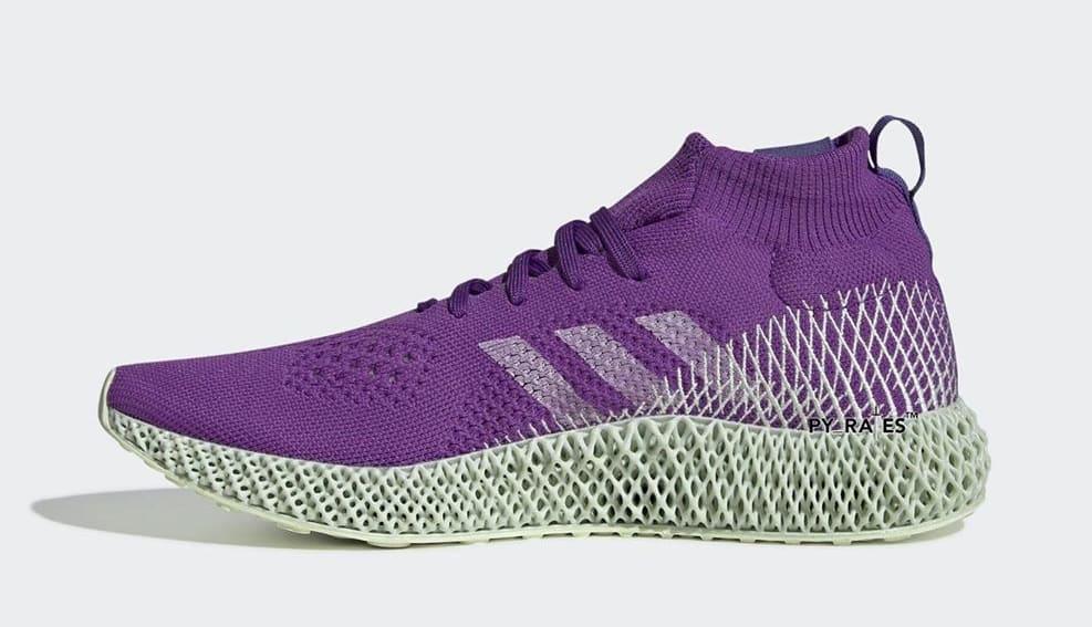 Pharrell Has a New Adidas 4D Sneaker Coming Soon