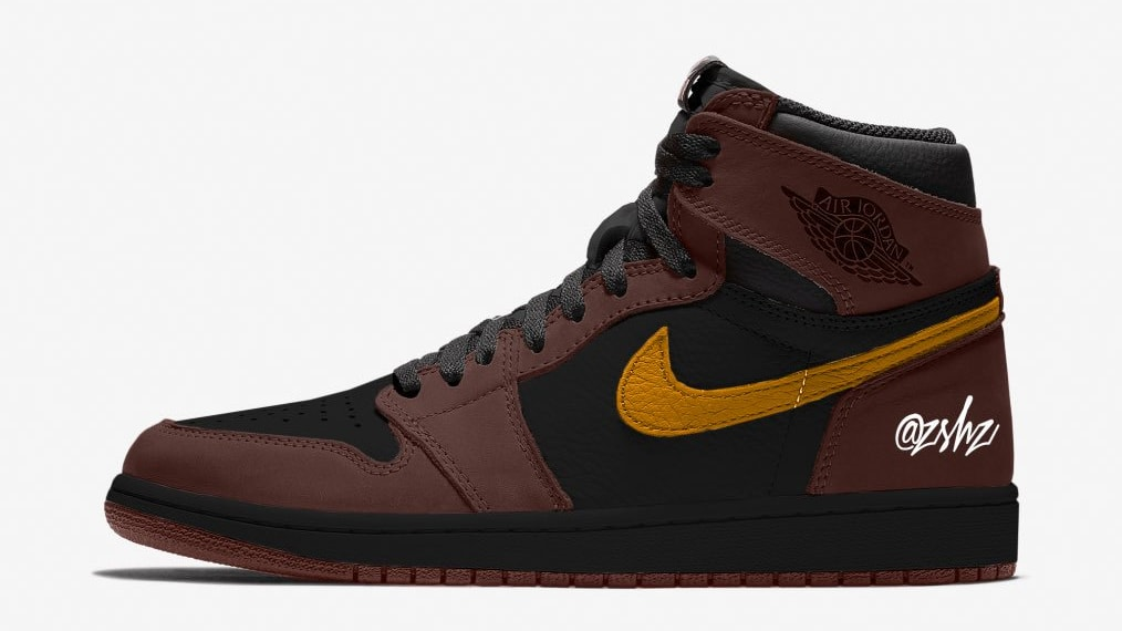 Air Jordan 1 Baroque Brown Release Date 555088-201