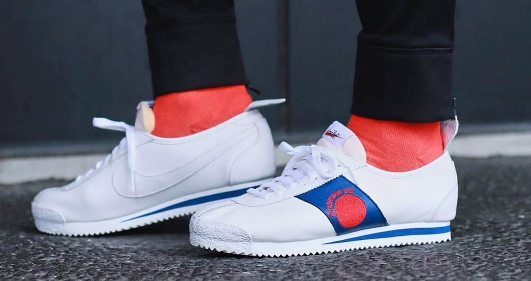 Shoe Dog x Nike Cortez '72 'Dimension Six' (On-Foot)