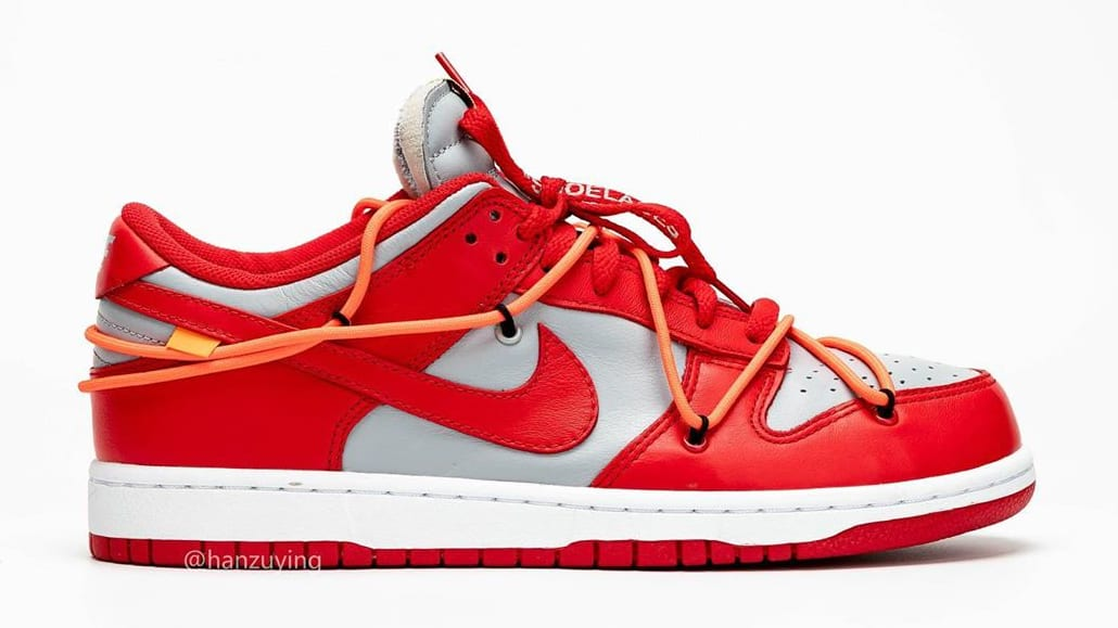 off-white-nike-dunk-low-university-red-lateral
