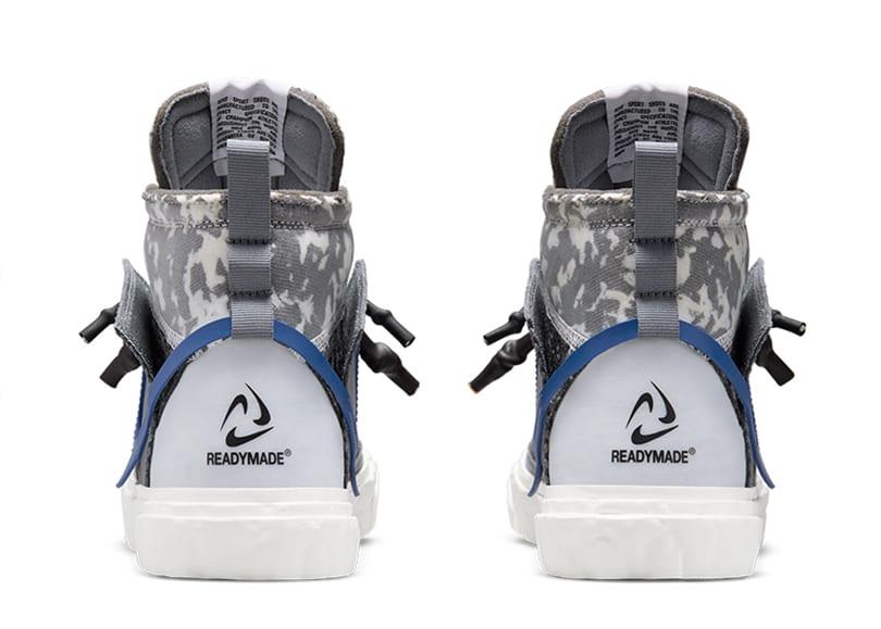 READYMADE x Nike Blazer Grey