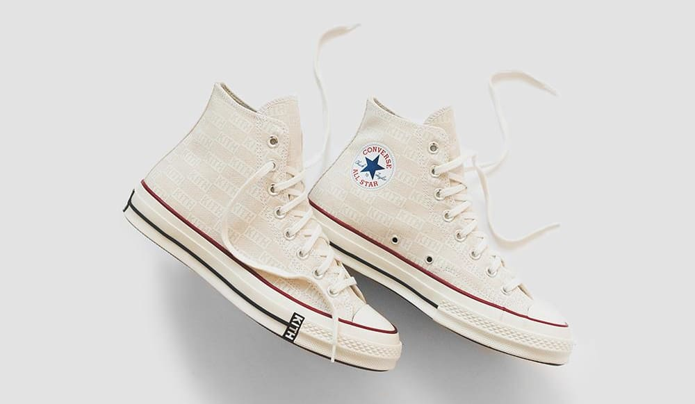 Kith x Converse Chuck Taylor All Star 1970s 'White'
