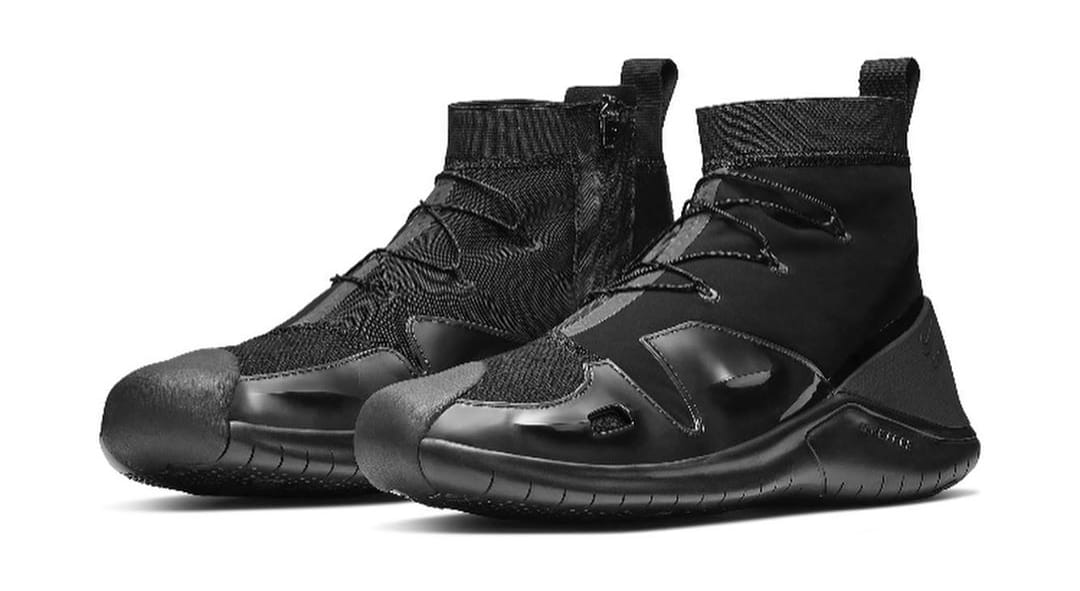 Matthew M. Williams x Nike 'Black/Red' (Pair) 2