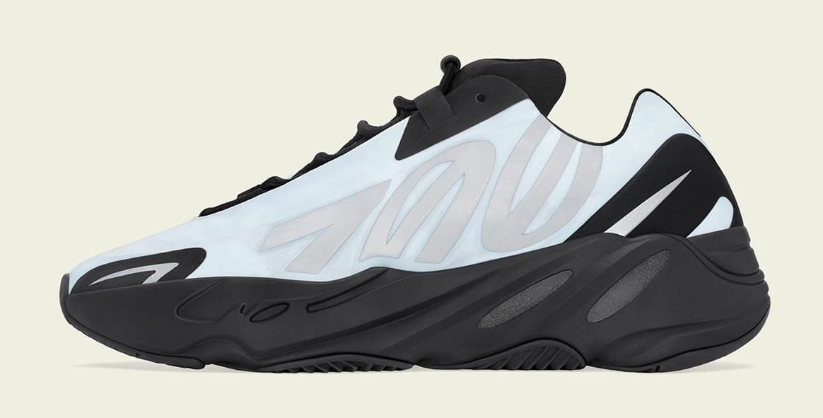Adidas Yeezy Boost 700 MNVN 'Blue Tint' GZ0711 Lateral