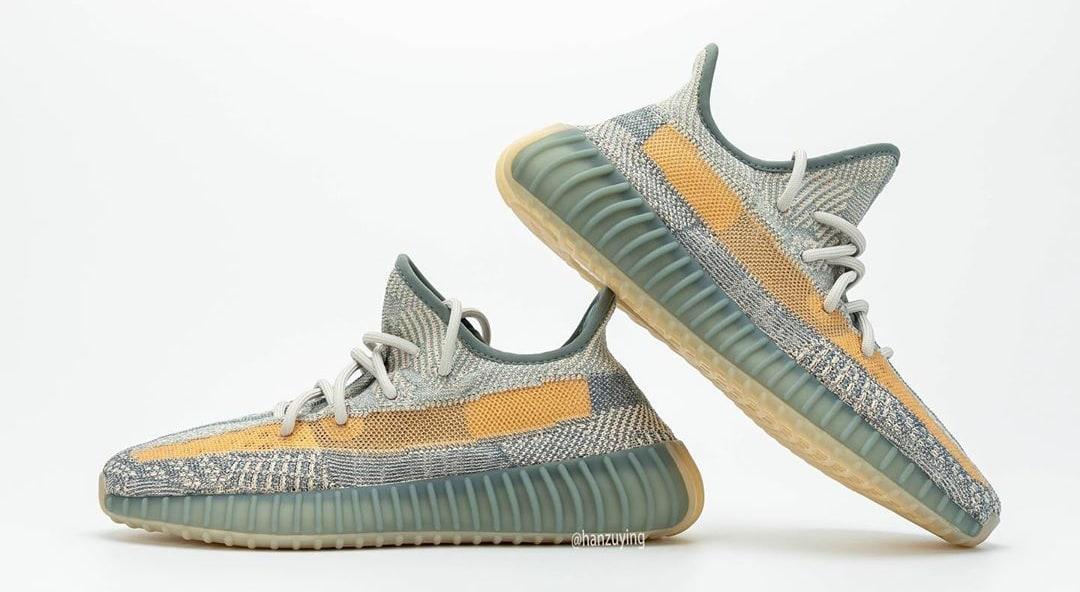 Adidas Yeezy Boost 350 V2 'Israfil' FZ5421 Side