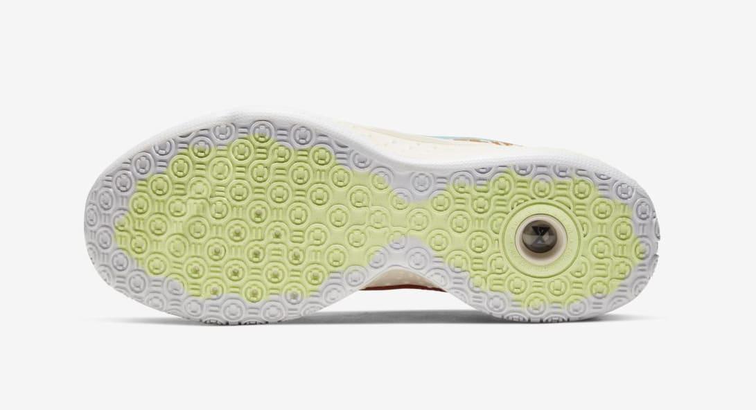 Nike PG 4 GE 'Digi-Camo' Outsole