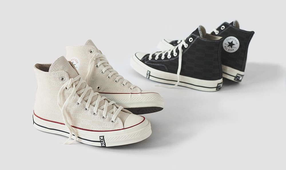 Kith x Converse Chuck Taylor All Star 1970s Collection 3