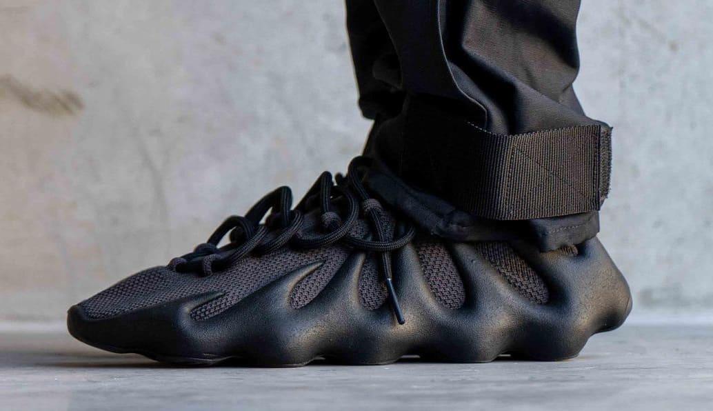 Adidas Yeezy 450 'Dark Slate' Lateral