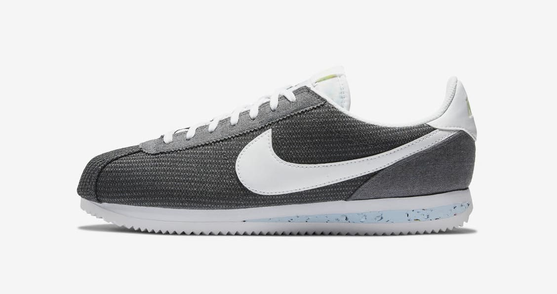 Nike Cortez 'Recycled Canvas' Lateral