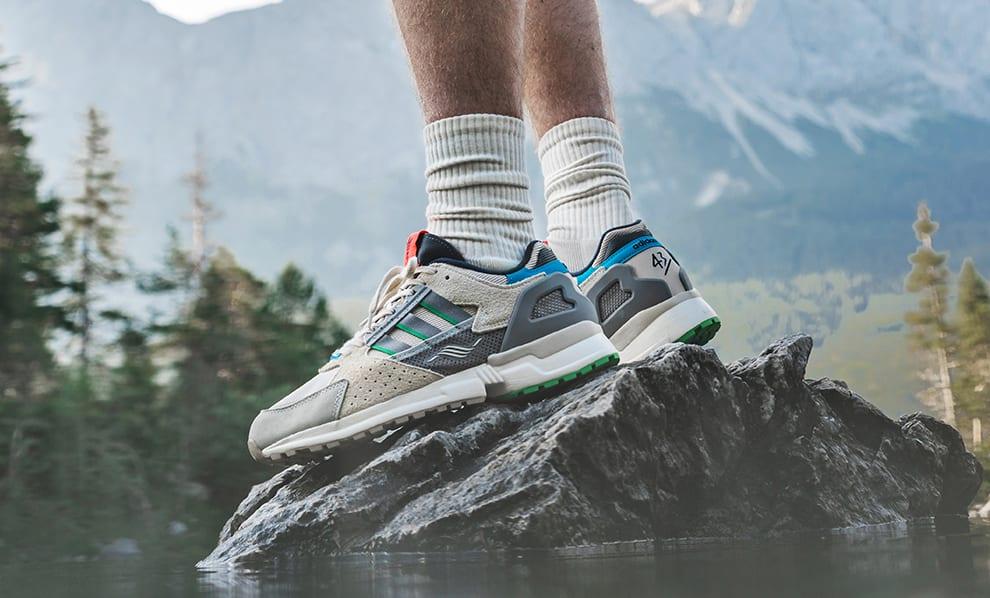 43einhalb Adidas ZX 10000 'Joint Path' GY5108