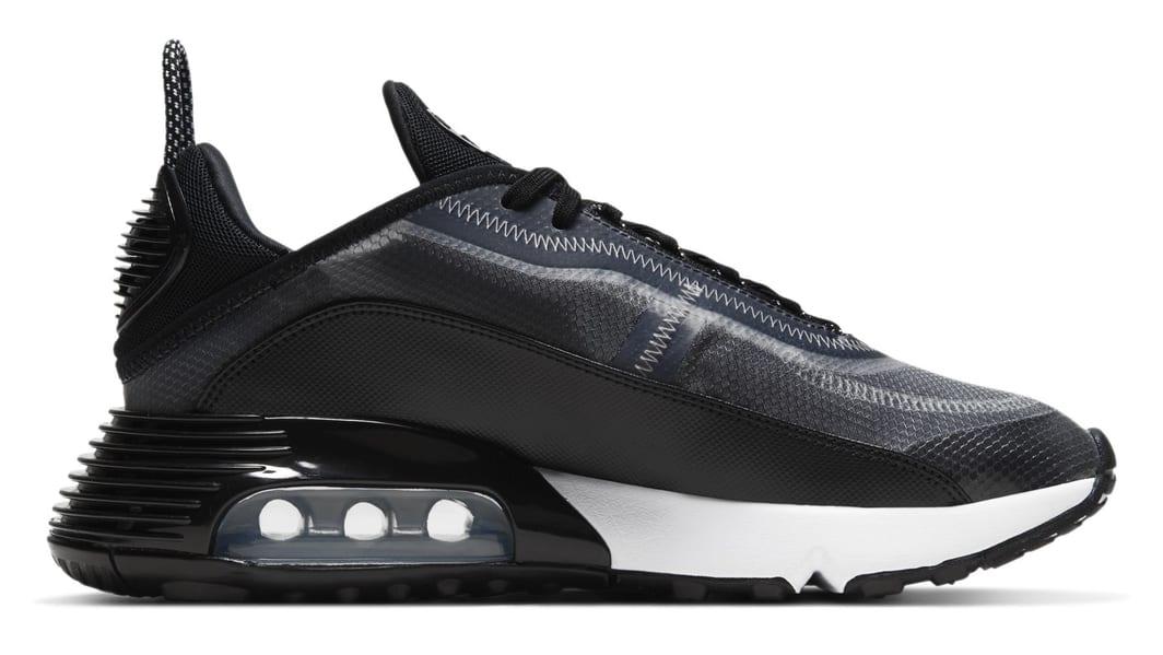 Nike Air Max 2090 Black Release Date Medial