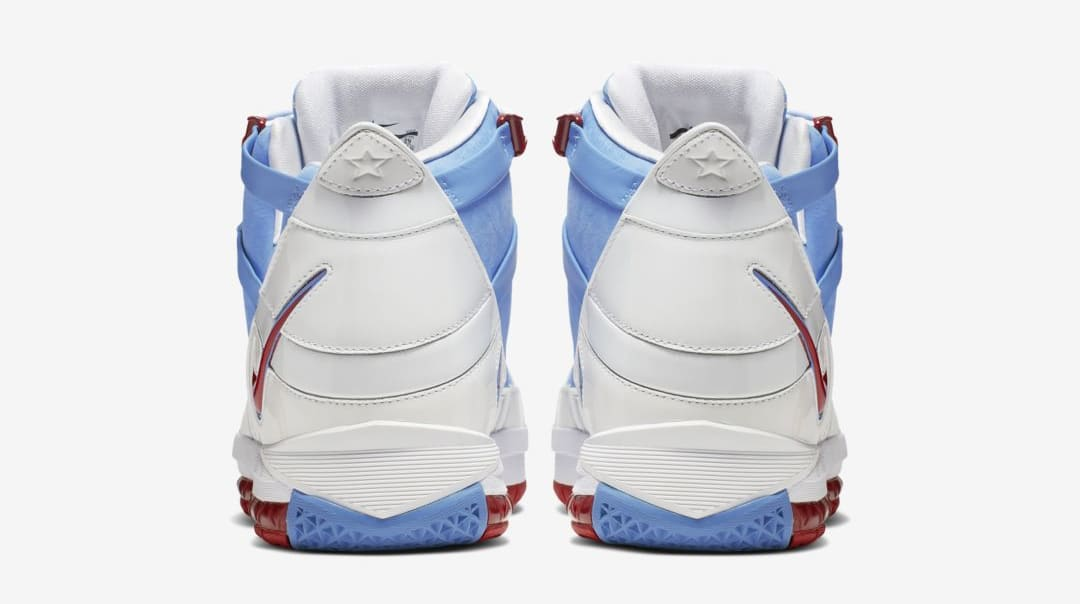 Nike Zoom LeBron 3 'Houston All-Star' AO2434-400 (Heel)