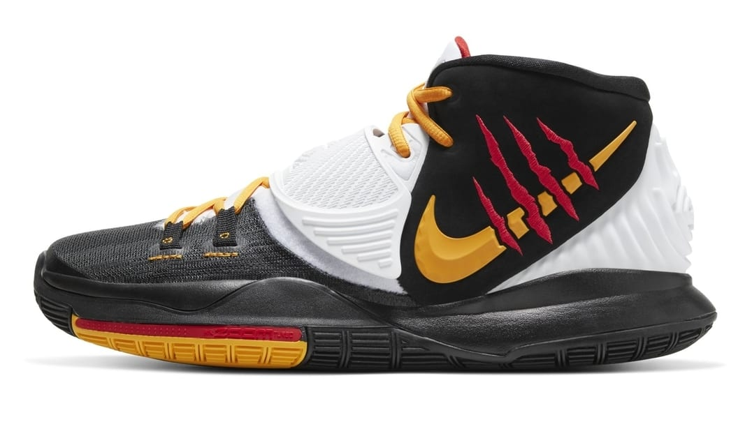 Nike Kyrie 6 Black Bruce Lee Mamba Release Date Profile