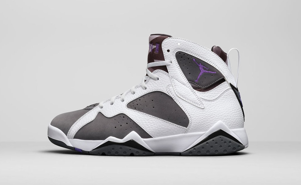 Air Jordan 7 Retro 'Flint' Lateral