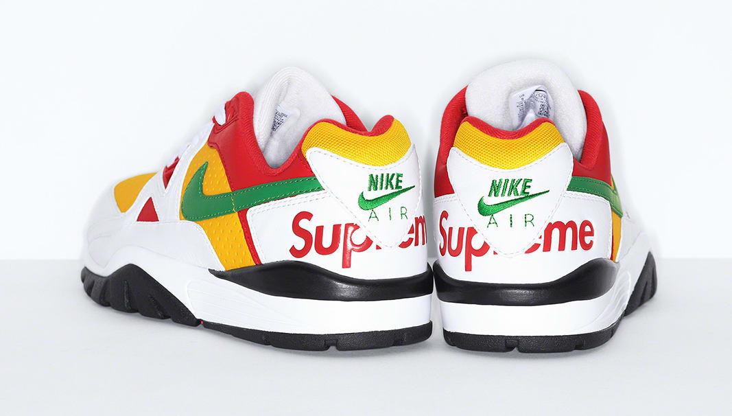 Supreme x Nike Cross Trainer 3 (Heel)